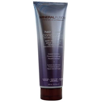 Mineral Fusion, Minerals on a Mission, Hair Repair Conditioner 250ml