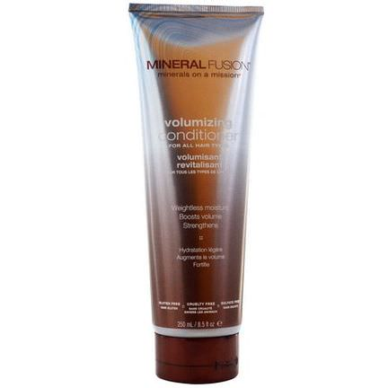 Mineral Fusion, Minerals on a Mission, Volumizing Conditioner 250ml