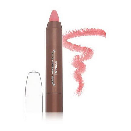 Mineral Fusion, Sheer Moisture Lip Tint, Twinkle 3g