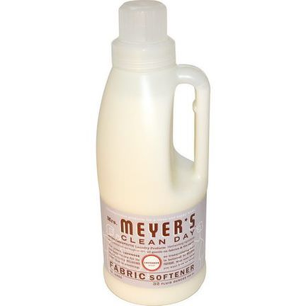 Mrs. Meyers Clean Day, Fabric Softener, Lavender Scent, 32 loads 946ml