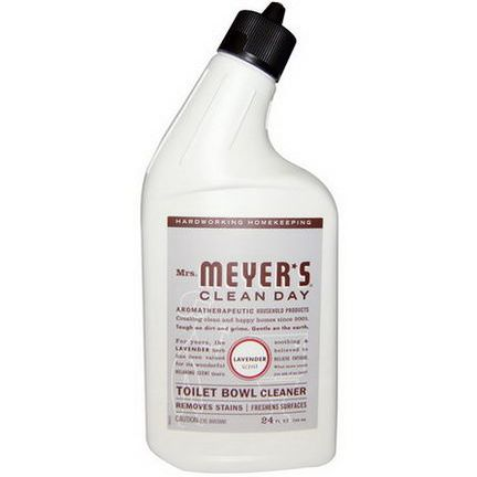 Mrs. Meyers Clean Day, Toilet Bowl Cleaner, Lavender Scent 710ml