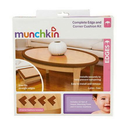 Munchkin, Complete Edge and Corner Cushion Kit, 1 Edge Kit