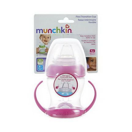 Munchkin, Flexi Transition Cup, 1 Cup 118ml