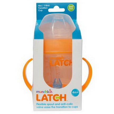 Munchkin, Latch, Transition Cup 118ml