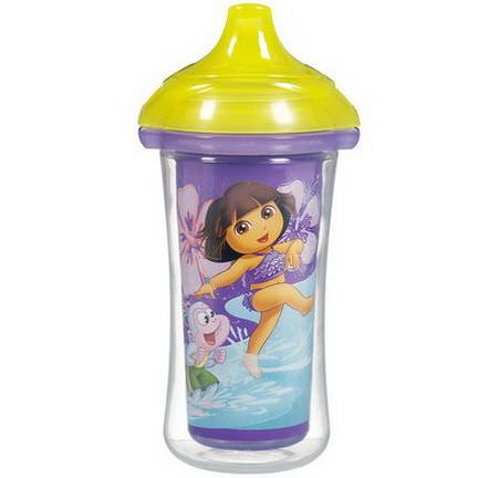 Munchkin, Nickelodeon, Dora the Explorer, Insulated Straw Cup 266ml