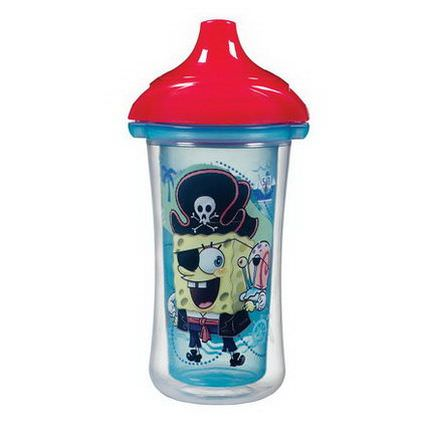 Munchkin, SpongeBob Squarepants Insulated Sippy Cup 266ml