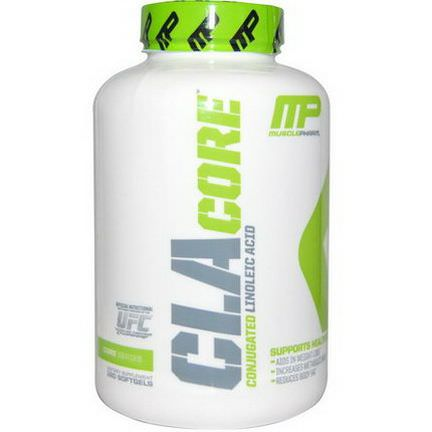 Muscle Pharm, CLA Core, 180 Softgels