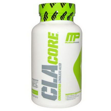 Muscle Pharm, CLA Core, 90 Softgels