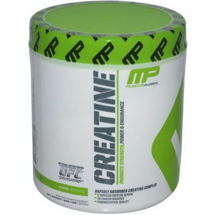 Muscle Pharm, Creatine, Core Series 300g