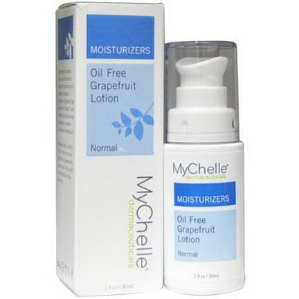 MyChelle Dermaceuticals, Oil Free Grapefruit Lotion, Normal 30ml