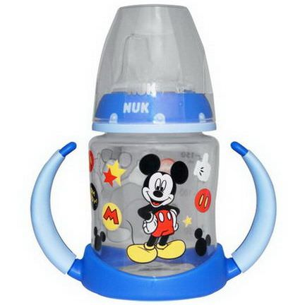 NUK, Disney Baby, Mickey Mouse Learner Cup, 6+ Months, 1 Cup 150ml