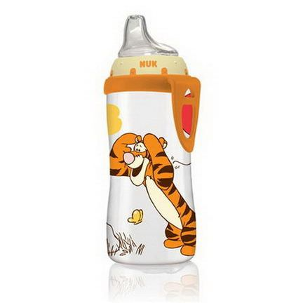 NUK, Disney Winnie The Pooh Active Cup, 12+ Month 300ml