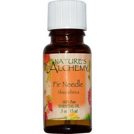 Nature's Alchemy, Fir Needle, Essential Oil 15ml