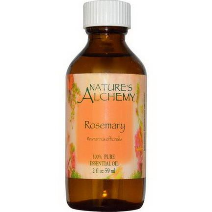 Nature's Alchemy, Rosemary, Essential Oil 59ml