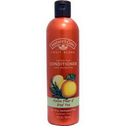 Nature's Gate, Conditioner, Color Protecting, Asian Pear&Red Tea 354ml