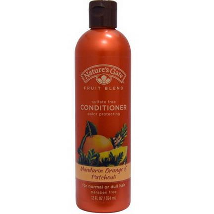 Nature's Gate, Conditioner, Mandarin Orange&Patchouli 354ml
