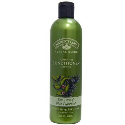 Nature's Gate, Conditioner, Tea Tree&Blue Cypress 354ml