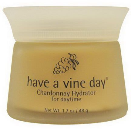 Nature's Gate, Have a Vine Day, Chardonnay Hydrator For Daytime 48g