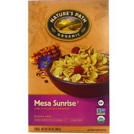 Nature's Path, Organic, Mesa Sunrise Gluten-Free Cereal 300g