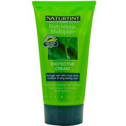 Naturtint, NutriDeep Multiplier, Protective Cream 150ml