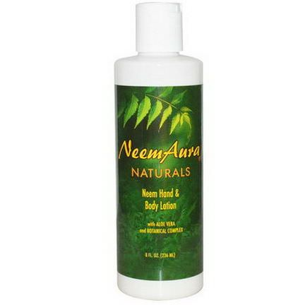Neemaura Naturals Inc, Neem Hand&Body Lotion 236ml