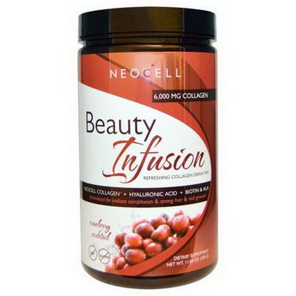 Neocell, Beauty Infusion, Cranberry Cocktail 330g