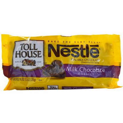 Nestle Toll House, Milk Chocolate Morsels 326g