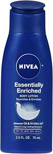 Nivea, Essentially Enriched Body Lotion, Almond Oil&Hydra IQ 75ml