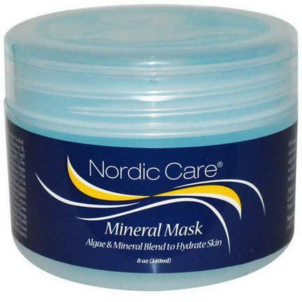 Nordic Care, LLC. Mineral Mask 240ml