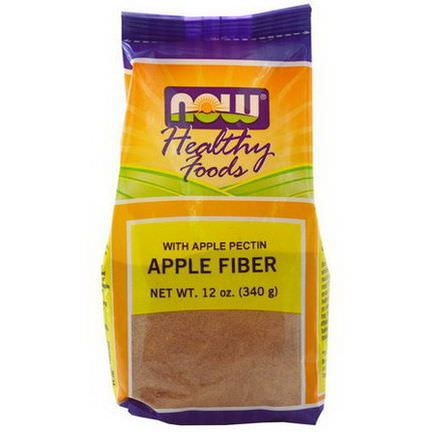 Now Foods, Apple Fiber 340g