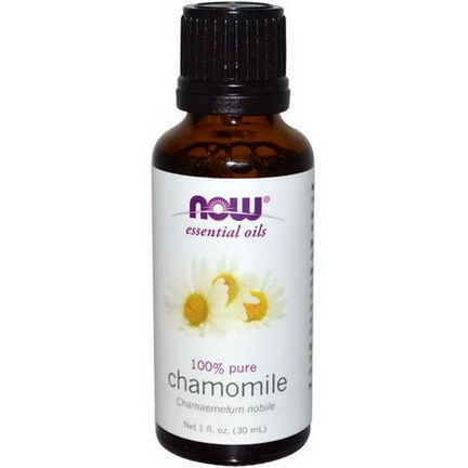 Now Foods, Essential Oils, Chamomile 30ml