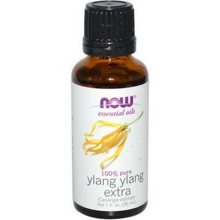Now Foods, Essential Oils, Ylang Ylang Extra 30ml