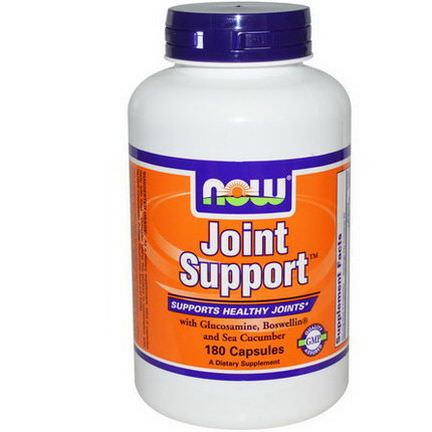 Now Foods, Joint Support, 180 Capsules