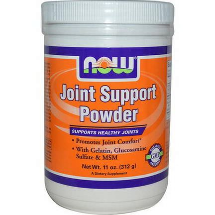 Now Foods, Joint Support Powder 312g