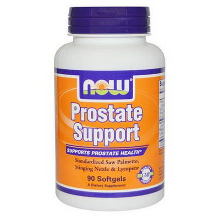 Now Foods, Prostate Support, 90 Softgels