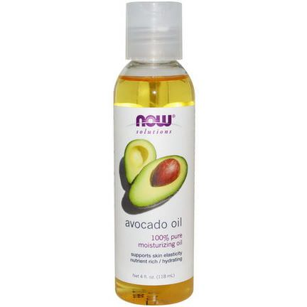 Now Foods, Solutions, Avocado Oil 118ml