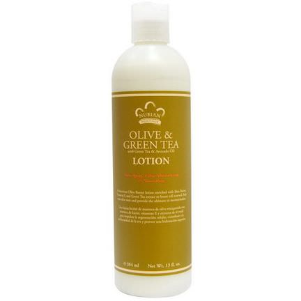 Nubian Heritage, Olive&Green Tea Lotion 384ml
