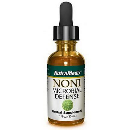 NutraMedix, Noni, Microbial Defense 30ml