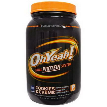 Oh Yeah, Total Protein System, Cookies&Creme 1090g