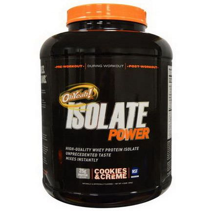 Oh Yeah, Total Protein System, Cookies&Creme 1814g