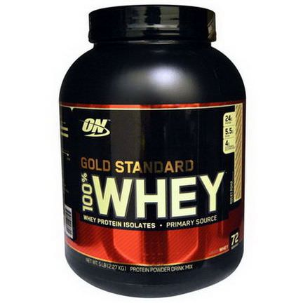 Optimum Nutrition, Gold Standard, 100% Whey, Rocky Road 2.27g