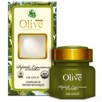 Organic Olive Essence, Spa Experience, Peptide Experience 50ml