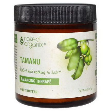 Organix South, Balancing Therape, Tamanu Body Butter 107g