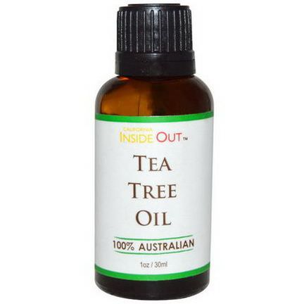 Out of Africa, California Inside Out, Tea Tree Oil 30ml
