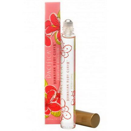 Pacifica, Perfume Roll-On, Hawaiian Ruby Guava 10ml