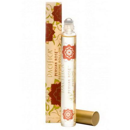 Pacifica, Perfume Roll-On, Persian Rose 10ml