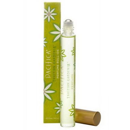 Pacifica, Perfume Roll-On, Tahitian Gardenia 10ml