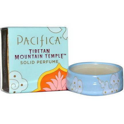 Pacifica, Solid Perfume, Tibetan Mountain Temple 10g