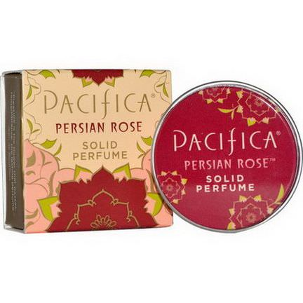 Pacifica, Solid Perfume, Persian Rose 10g