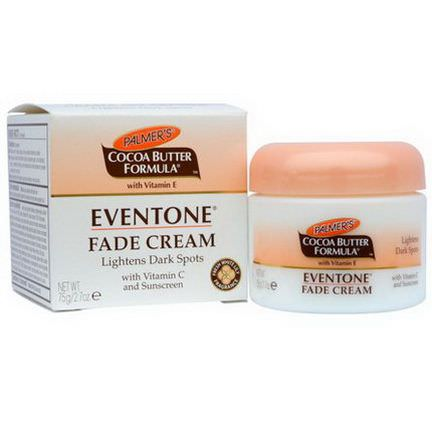 Palmer's, Cocoa Butter Formula, Eventone, Fade Cream, Fresh White Lily Fragrance 75g